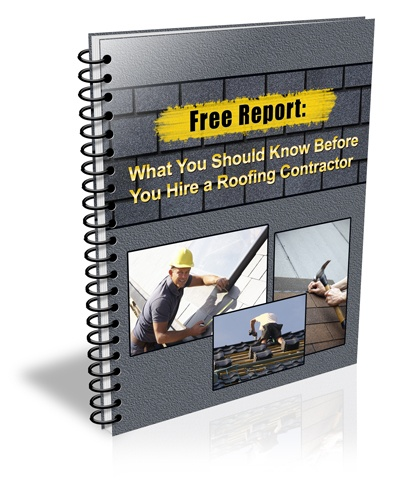 What You Should Know Before You Hire a Roofing Contractor