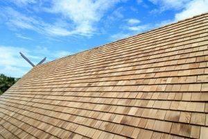 cedar roof